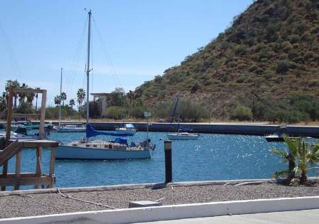Marina Puerto Escondido, BCS