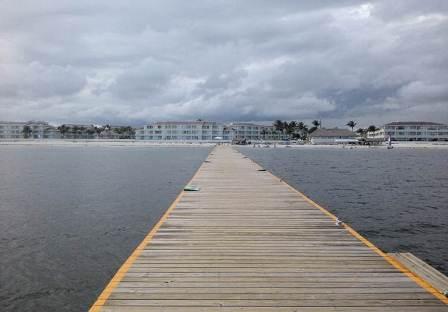 Muelle en Quintana Roo