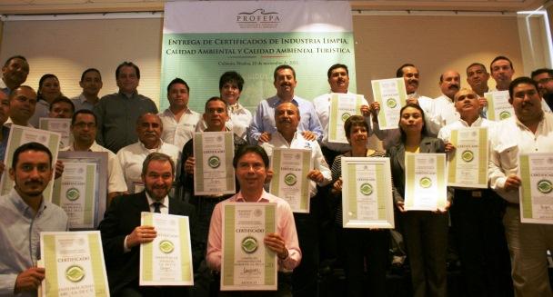 Certificados Ambientales