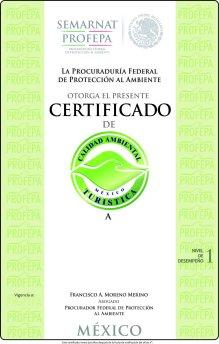Profepa - La ley al servicio de la naturaleza - Tipos de certificados