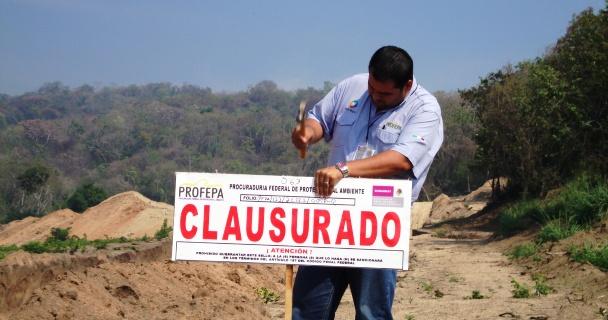 Detectan cambio de uso de suelo en terrenos forestales, sin